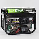 Генератор бензиновий IRON ANGEL EG 3200 E, фото 2