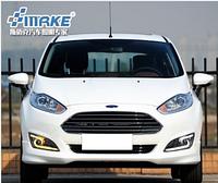 Штатные дневные ходовые огни (DRL) для Ford Fiesta 2013+T3