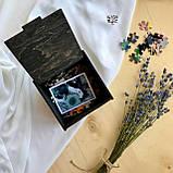 Коробочка для пазлов деревянная (крашеная), фото 3