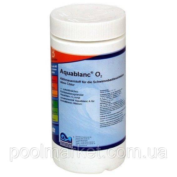Aquablanc O2 Sauerstoffgranulat (гранулят) 1кг