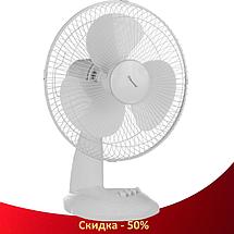 Вентилятор настільний DOMOTEC MS-1625 30 Вт - вентилятор з автоповоротом, 3 режиму, фото 2