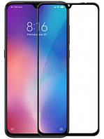 Защитное стекло Glasscove для Xiaomi Redmi 9 (Черный)
