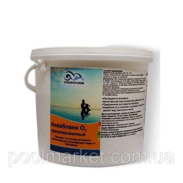 Aquablanc O2 Sauerstoffgranulat (гранулят) 5кг
