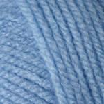 Пряжа для вязания Беби RAM голубой 215