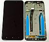 Оригинальный дисплей (модуль) + тачскрин (сенсор) с рамкой для Xiaomi Redmi 4X   4X Pro (черный цвет)