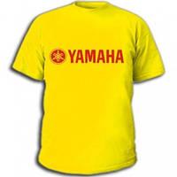 Футболки Yamaha