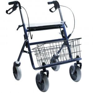 Складные стальные Ходунки - роллер OSD-ROL для инвалидов и пожилых людей