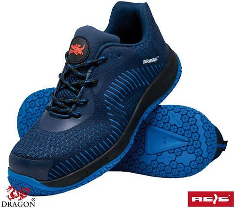 Защитная обувь кроссовки BCCAMP GN REIS Польша, фото 2