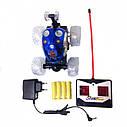 Радиоуправляемая машинка перевертыш Stunt 999G-1A Синяя (gr_008294), фото 2