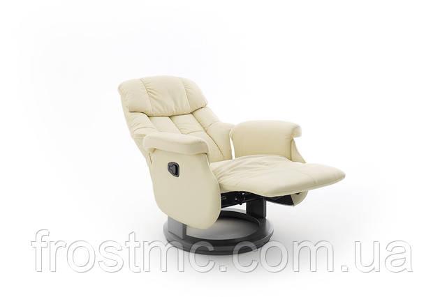 Шкіряні крісла-реклайнери Valencia