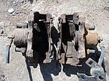 Б/У передние суппорта опель зафира а, фото 4