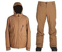 Мужской горнолыжный/сноубордический костюм (куртка и штаны) Ride Snowboards мембрана 15 000, фото 1