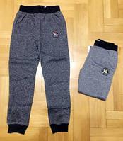 Трикотажные спортивные брюки с начёсом для мальчиков Active Sports 140-164 р.р., фото 1