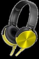 Беспроводные Bluetooth наушники XB450BT - Bluetooth гарнитура / FM радио / MicroCD карта, фото 1