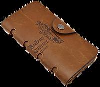 Мужской кошелек клатч портмоне барсетка Baellerry Genuine Leather COK10, фото 1
