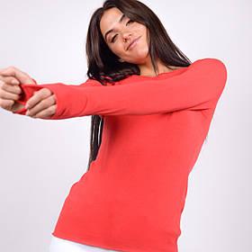 Свободная трикотажная женская кофта в 8 цветах  в универсальном размере 42-46