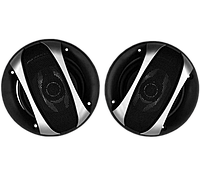 """Автоакустика SP-1342 (5""""/950W) - 3х полосные автомобильные динамики, акустика в машину, автомобильные колонки, фото 1"""