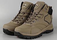 Ботинки мужские Bona 780T-6 Бона хаки Размеры 46, фото 1