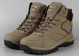 Ботинки мужские хаки Bona 780T-6 Бона Размеры 42 43 44 45 46