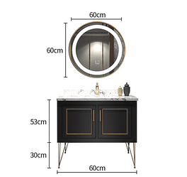 Комплект мебели для ванной Walle House RD-9516