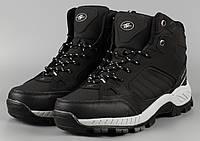 Ботинки мужские черные Bona 778D-6 Бона Размеры 41 42 43 45 46, фото 1