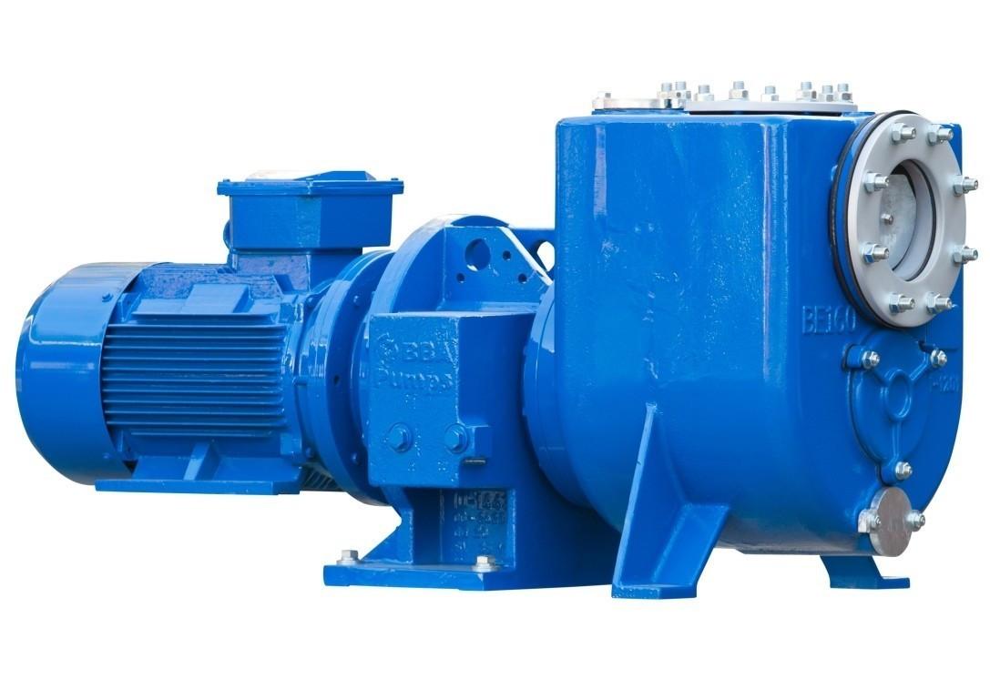 Насос с электрическим приводом BE160 D254 NMC