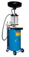 Установка для слива и вакуумного отбора отработанного масла Trommelberg UZM 80