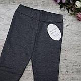 """Лосины утепленные для девочек  (на МЕХУ), РОСТОВКА. """"Малыш"""". Детские брюки для девочек, леггинсы зимние теплые, фото 7"""