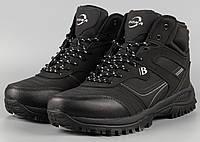Черевики чоловічі чорні Bona 760D-6 Бона Розміри 42 43 46, фото 1