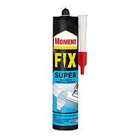 Клей монтажный жидкие гвозди Henkel Момент Super FIX 400 мл