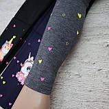 """Лосины утепленные для девочек  (на МЕХУ), РОСТОВКА. """"Малыш"""". Детские брюки для девочек, леггинсы зимние теплые, фото 6"""