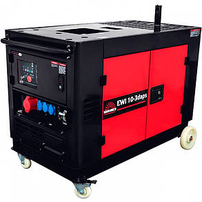 Генератор дизельный Vitals Professional EWI 10-3daps (11 кВт), фото 2