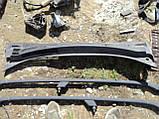 Б/У пластик під лобове скло опель зафіра а, фото 2