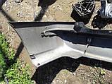 Б/У пластик під лобове скло опель зафіра а, фото 3