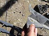 Б/У пластик під лобове скло опель зафіра а, фото 6