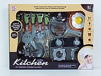 Ирушечная посуда кухня