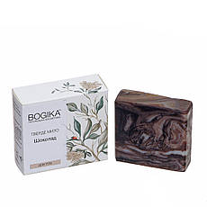 """Шоколад"" з какао-маслом, натуральне тверде мило для тіла BOGIKA"