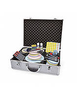 Кейс модератора Magnetoplan с комплектом аксессуаров и расходных материалов 2118 предметов