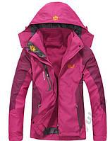 Качественные женские куртки 2в1 JACK WOLFSKIN