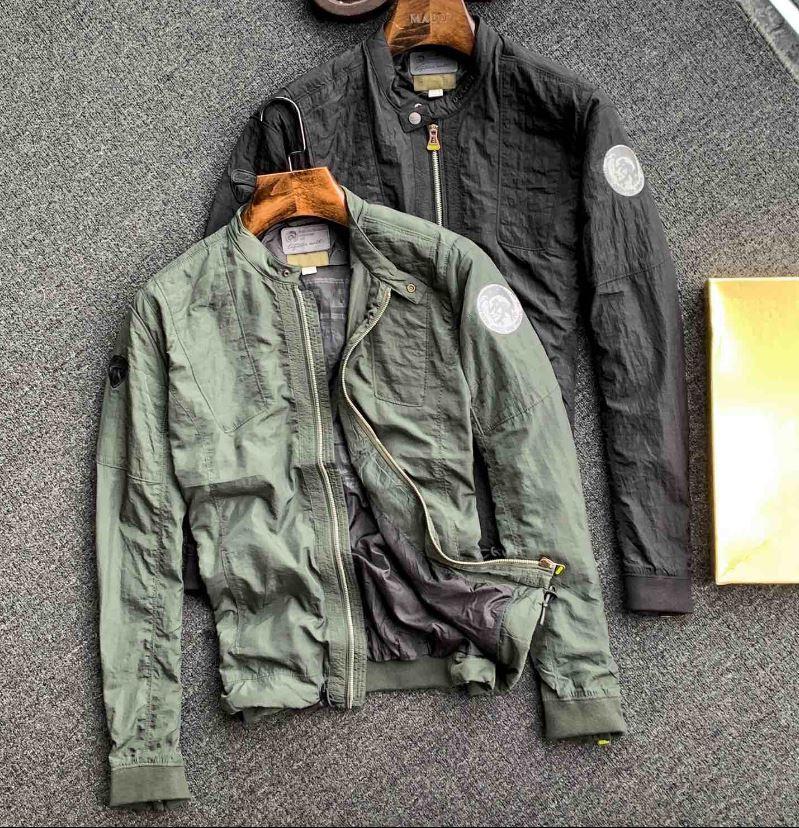 Качественная мужская куртка ветровка DIESEL DUCATI оригинал