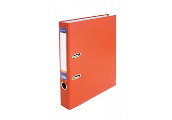 Папка регистратор А4 Economix, 50 мм, оранжевая E39720*-06