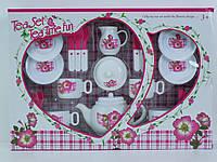 Игрушечная посуда для чайный сервиз