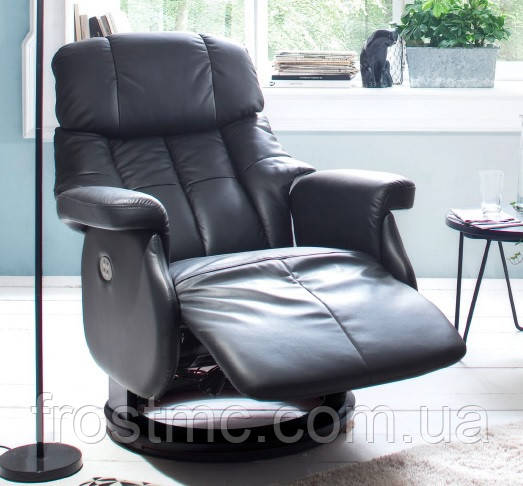 Шкіряні крісла-реклайнери Concord
