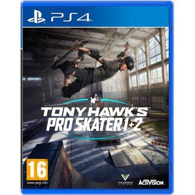 Tony Hawk`s Pro Skater 1&2 (англійська версія) PS4