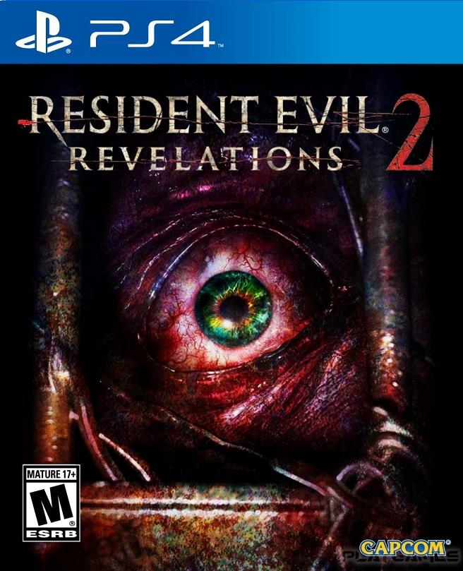 Resident Evil Revelations 2 (російські субтитри) PS4