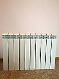 Биметаллические радиаторы Alltermo Super Bimetal 500/100, фото 2