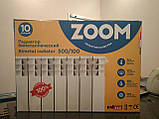 Биметаллический радиатор ZOOM 500/100, фото 2