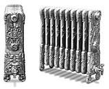 Дизайнерские радиаторы в ретро стиле Carron (Англия), фото 4