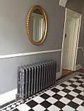 Чугунный декоративный радиатор Carron The Rococco 780 (Англия), фото 2