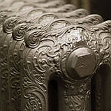 Чугунный декоративный радиатор Carron The Rococco 780 (Англия), фото 5